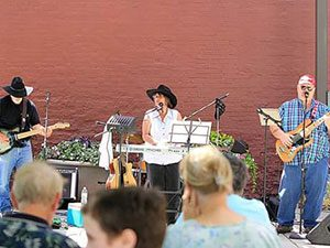 Pocket Park Concert Series