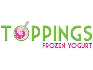Toppings Frozen Yogurt