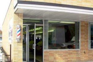 Brown's Barber Shop